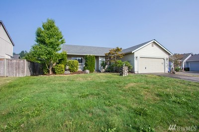 Spanaway Single Family Home For Sale: 20303 86th Av Ct E
