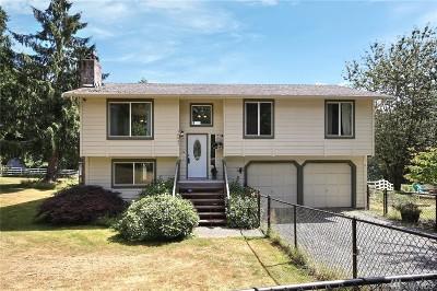 Monroe Single Family Home For Sale: 16627 230th St SE