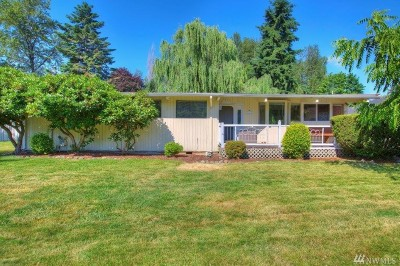 Auburn Single Family Home For Sale: 31719 102nd Ave SE