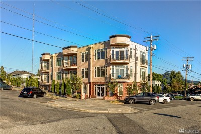 Condo/Townhouse Sold: 1201 13th St #302