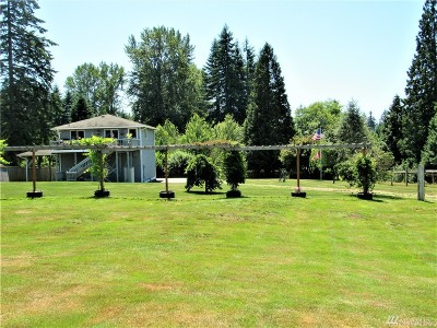 Snohomish County Single Family Home For Sale: 6323 180th St SE