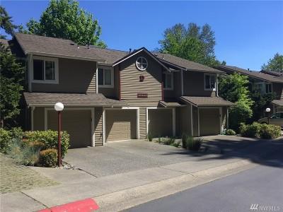 Bellevue Condo/Townhouse For Sale: 12915 SE 26th Place #D-1