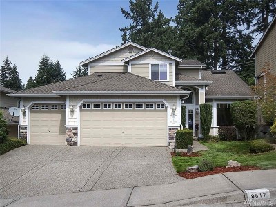Edmonds Single Family Home For Sale: 9817 234th Place SW