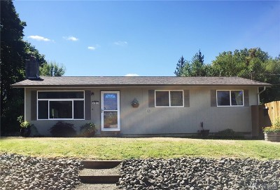 Shelton WA Single Family Home Sold: $180,000