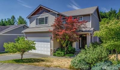 Bellingham WA Single Family Home For Sale: $439,000