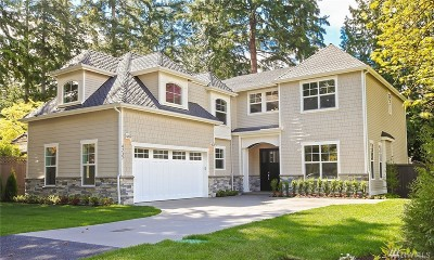 Snoqualmie Single Family Home For Sale: 10350 348th Ave SE