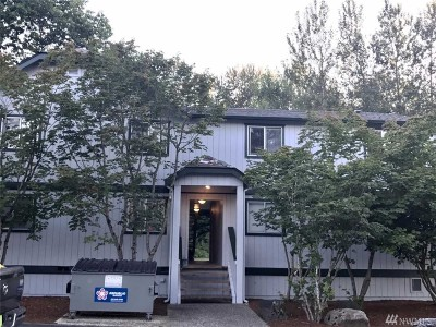 North Bend Condo/Townhouse For Sale: 427 Main St #40