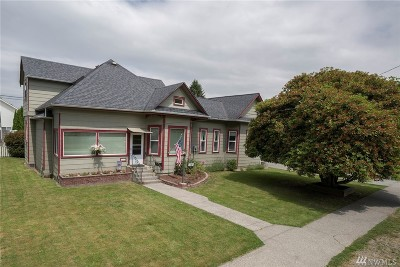 Sedro Woolley Single Family Home For Sale: 518 Warner St