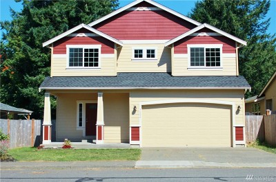 Tumwater Single Family Home For Sale: 3626 Hoadly St SE