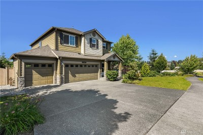 Stanwood Single Family Home For Sale: 7147 286th Place NW
