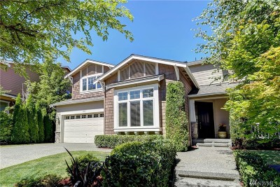 Snoqualmie Single Family Home For Sale: 34818 Leitz St