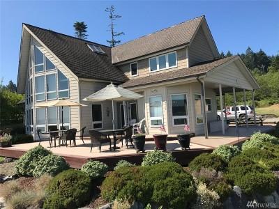 Anderson Island Single Family Home For Sale: 9014 Villa Beach Rd