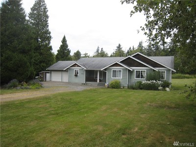 Ferndale Single Family Home For Sale: 3863 Everett Lane