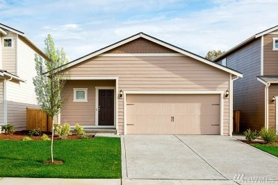 Spanaway Single Family Home For Sale: 1926 193rd St E