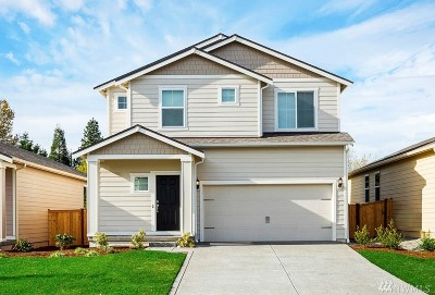 Spanaway Single Family Home For Sale: 2017 193rd St E