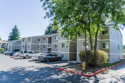 Kirkland Condo/Townhouse For Sale: 12415 NE 130th Ct #H-109