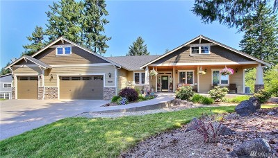 Olympia Single Family Home For Sale: 9440 Piperhill Dr SE