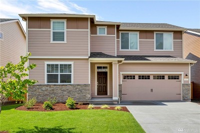 Puyallup Single Family Home For Sale: 13827 67th Ave E