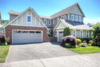Newcastle Single Family Home For Sale: 8624 138th Ave SE
