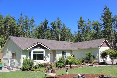 Tenino Single Family Home For Sale: 8901 Wapiti Lane SE