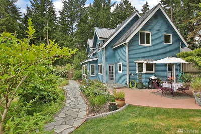 Coupeville Single Family Home Contingent: 84 E Morris Rd