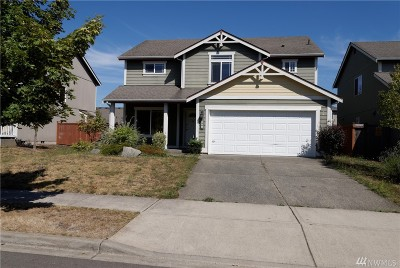 Chehalis Single Family Home For Sale: 159 Wind River Dr