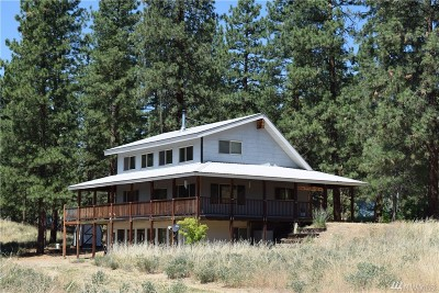 Winthrop WA Single Family Home For Sale: $298,000