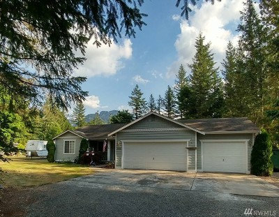 Gold Bar Single Family Home For Sale: 42908 169th St SE