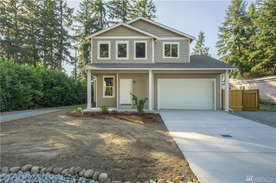 Spanaway Single Family Home For Sale: 6913 201st St Ct E