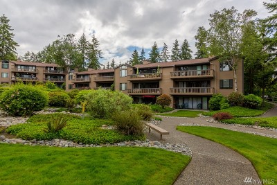 King County Condo/Townhouse For Sale: 17476 NE 40th Place #G-2