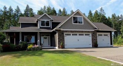 Olympia Single Family Home For Sale: 3441 97th Lane SE