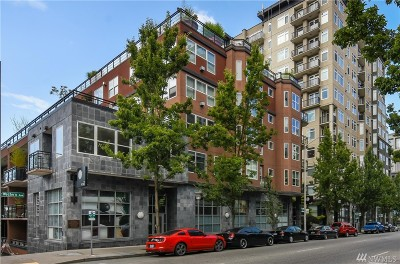 Condo/Townhouse Sold: 2607 Western Ave #457