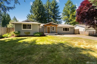 Monroe Single Family Home For Sale: 14418 254th Ave SE