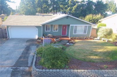 Olympia Single Family Home For Sale: 7518 13th Ave Ave NE