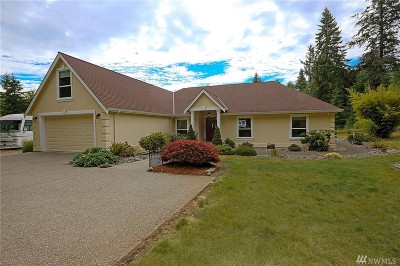 Port Orchard Single Family Home For Sale: 8280 SE Sedgwick Rd