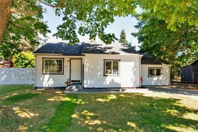 Tacoma WA Single Family Home For Sale: $199,000