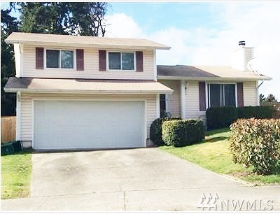 Federal Way Single Family Home For Sale: 33429 40th Ave SW