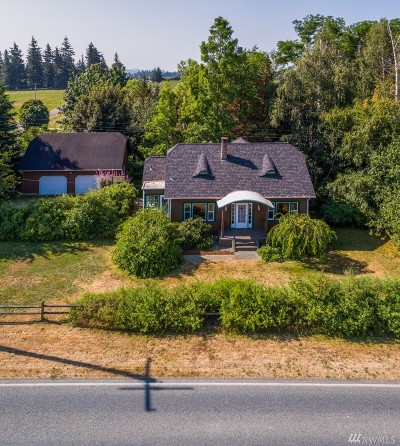 Lynden Single Family Home For Sale: 7491 Thiel Rd