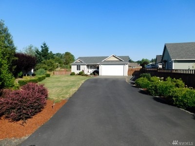 Chehalis Single Family Home For Sale: 226 Newaukum Golf Dr