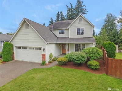 Puyallup Single Family Home For Sale: 11112 117th St Ct E