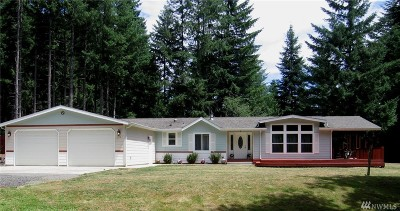 Winlock Single Family Home For Sale: 140 Evergreen Lane