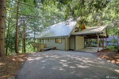 Single Family Home Sold: 8 Lookout Mountain Lane