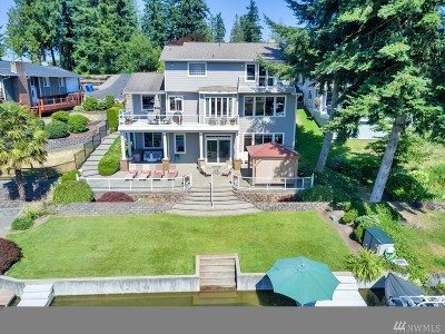 Lake Tapps Single Family Home For Sale: 5110 Jenks Point Way East