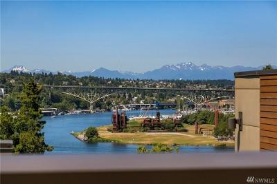 Seattle Condo/Townhouse For Sale: 2617 Boylston Ave E #A
