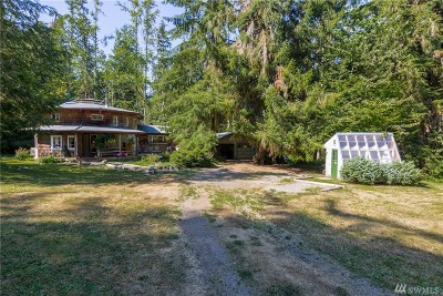 Deming Single Family Home For Sale: 6497 Rutsatz
