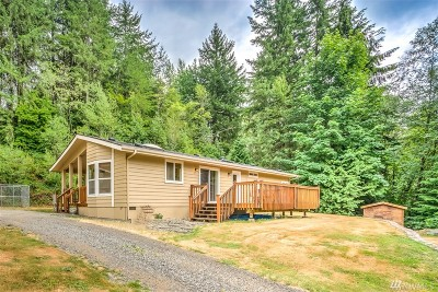 Woodinville Single Family Home For Sale: 20505 59th Ave SE