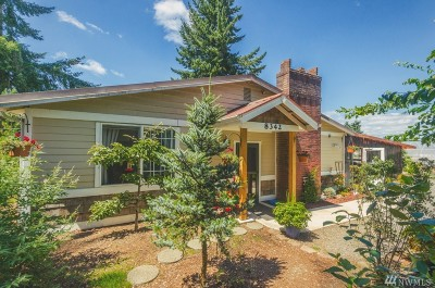 Rochester Single Family Home For Sale: 8342 183rd Ave SW