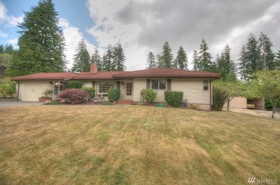 Montesano Single Family Home For Sale: 726 N 6th St