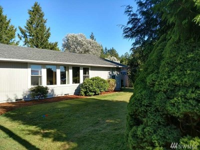 Single Family Home Sold: 11532 Entree View Dr SW