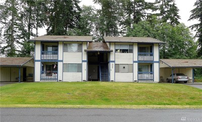 Pierce County Multi Family Home For Sale: 9822 158th St E